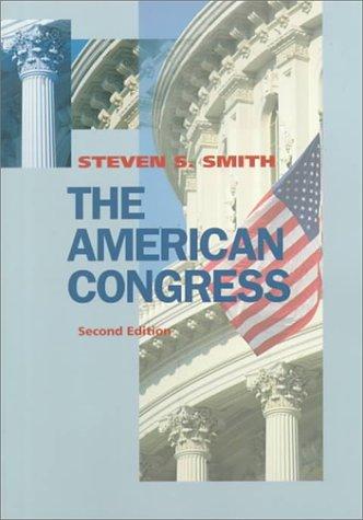 9780395875476: The American Congress