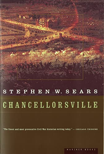 9780395877449: Chancellorsville
