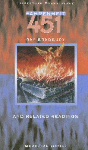 9780395878064: Fahrenheit 451 and Related Readings