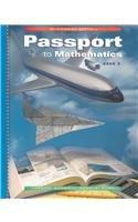9780395879856: Passport to Mathematics Book 2, Grade 7: Mcdougal Littell Passports