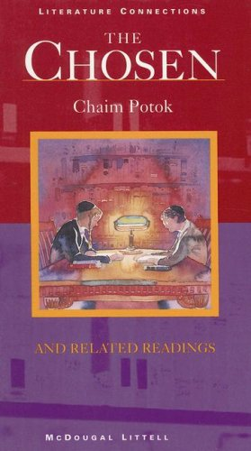 a review of chaim potoks the chosen Chaim potok was born in new york city in 1929 he graduated from yeshiva university and the jewish theological seminary of america, was ordained as a rabbi, and earned his phd in philosophy from the university of pennsylvania.