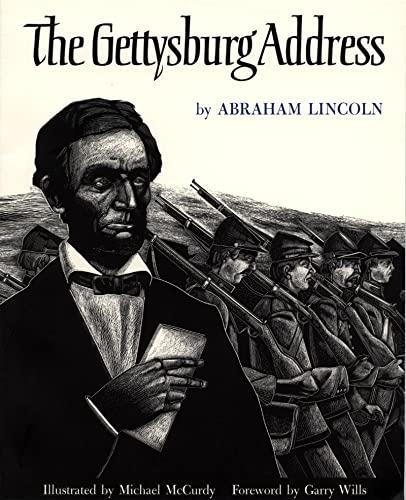 9780395883976: The Gettysburg Address