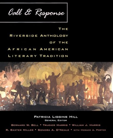 9780395884058: Call & Response: The Riverside Anthology of the African American Literary Tradition