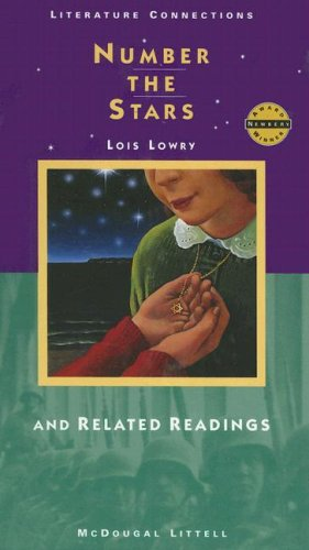 9780395884577: Holt McDougal Library, Middle School with Connections: Individual Reader Number the Stars 1998