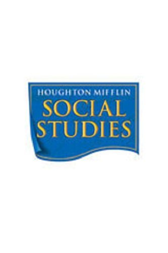 9780395884935: Houghton Mifflin We The People New York: Explore New York Student Edition Level 4 1998