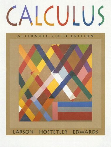 9780395889022: Calculus with Analytic Geometry, Alternate