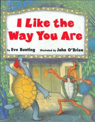 9780395890660: I Like the Way You Are