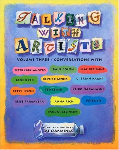 Talking With Artists, Vol. 3: Conversations with: Pat Cummings