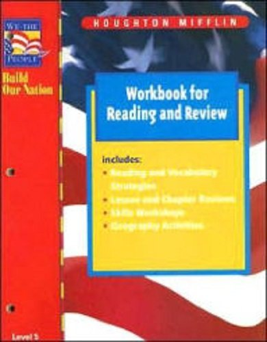 9780395891421: Build Our Nation: Workbook for Reading and Review