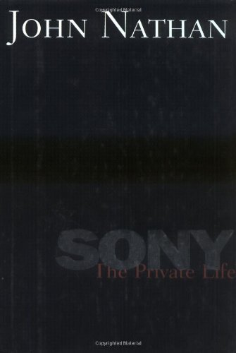 9780395893272: Sony: The Private Life
