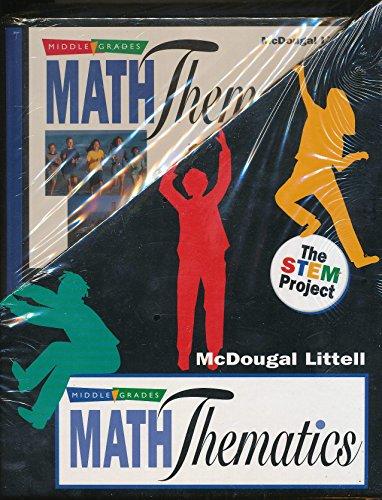 9780395894675: Teacher's Resource Kit (Math Thematics Book 2, middle grades)