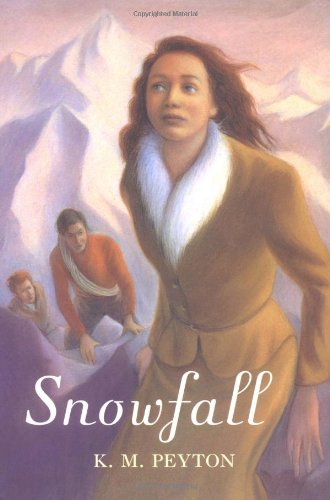 Snowfall (9780395895986) by K. M. Peyton
