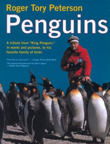 Penguins (9780395898970) by Roger Tory Peterson Institute