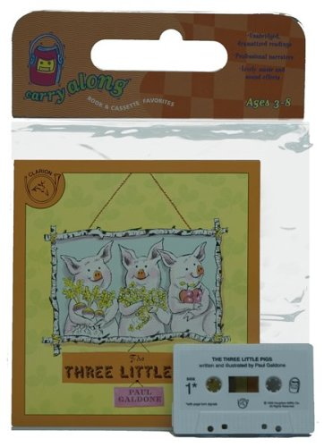 9780395899007: The Three Little Pigs