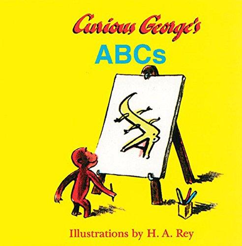 9780395899250: Curious George's ABCs