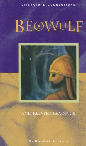 9780395901090: Beowulf, and Related Readings (McDougal Littell Literature Connections)