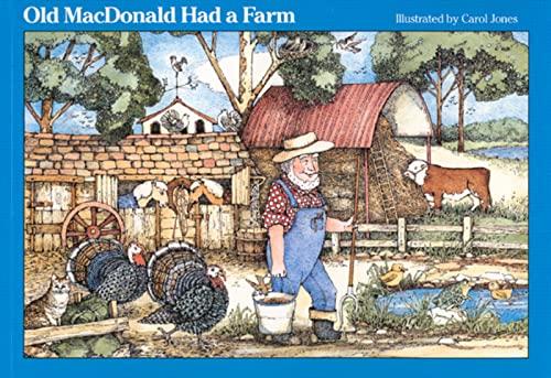 9780395901250: Old MacDonald Had a Farm
