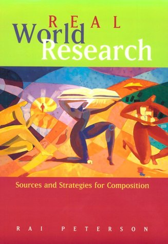 9780395901267: Real World Research: Sources and Strategies for Composition