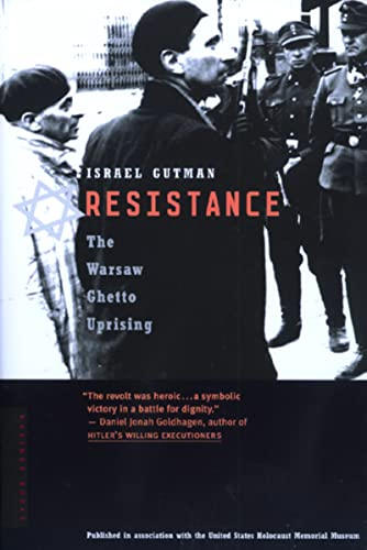 9780395901304: Resistance: The Warsaw Ghetto Uprising