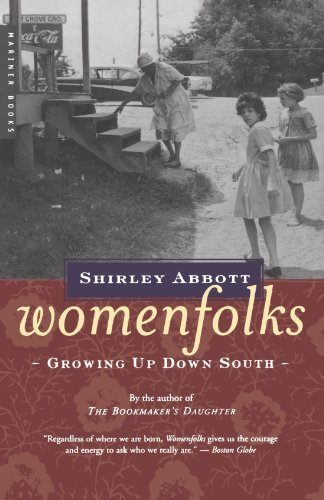 9780395901441: Womenfolks: Growing Up Down South