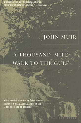 9780395901472: A Thousand-Mile Walk to the Gulf