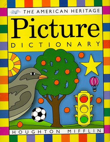 9780395902158: The American Heritage Picture Dictionary