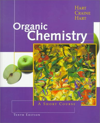 9780395902257: Organic Chemistry: A Short Course (Hm Chemistry Gollege Titles)