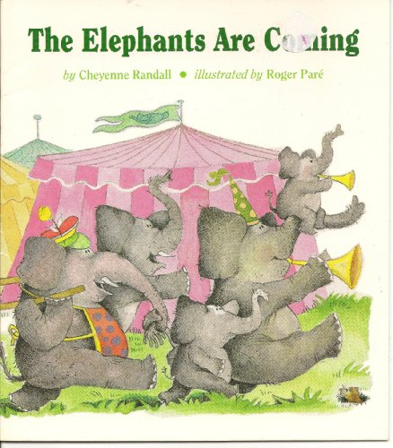 9780395902868: The Elephants Are Coming