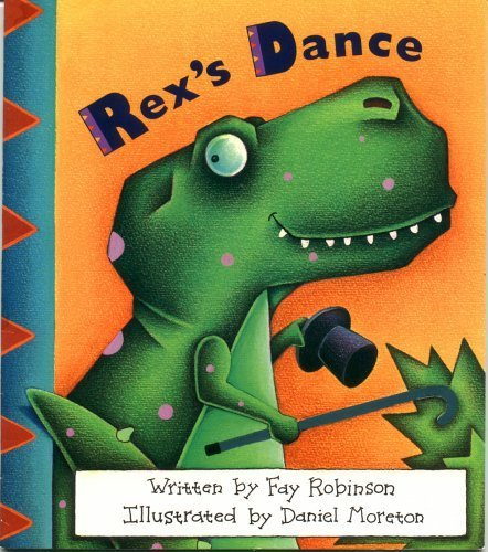 9780395902875: Rex's Dance