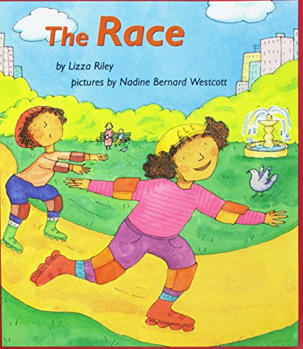 9780395902950: The race (Invitations to literacy)