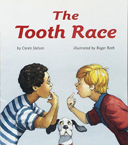 9780395903018: The tooth race (Invitations to literacy)