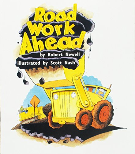 9780395903148: Road work ahead (Invitations to literacy)