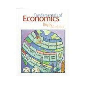 9780395903391: Fundamentals of Economics