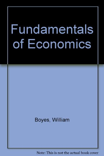 9780395903407: Fundamentals of Economics