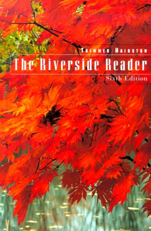 9780395903544: Riverside Reader