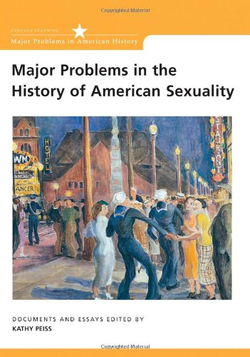 9780395903841: Major Problems in the History of American Sexuality: Documents and Essays (Major Problems in American History Series)