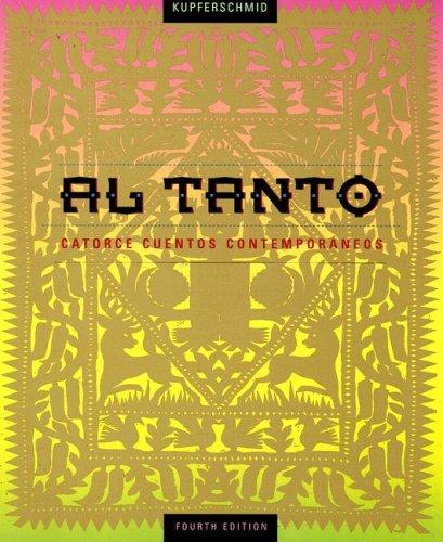 9780395904060: Al tanto: Catorce cuentos contemporáneos (World Languages)