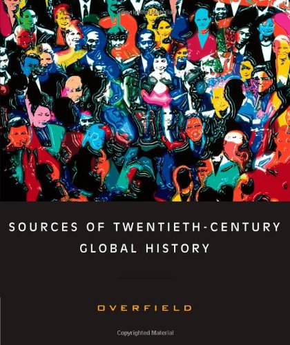 9780395904077: Sources of Twentieth-Century Global History
