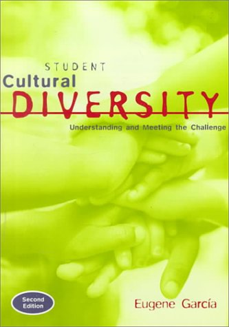9780395904190: Student Cultural Diversity: Understanding and Meeting the Challenge