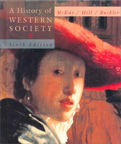 9780395904312: A History of Western Society