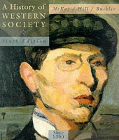 9780395904343: A History of Western Society: Since 1300