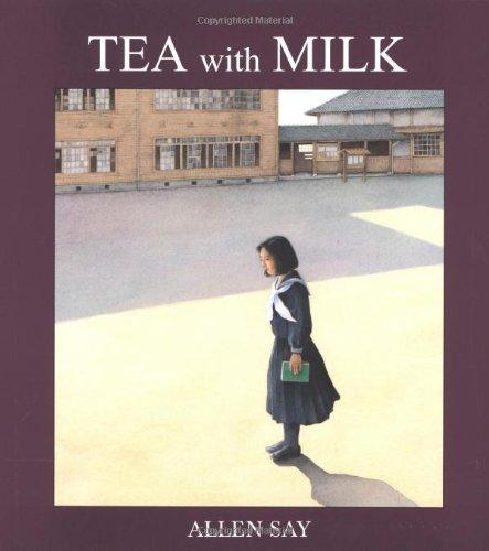 Tea with Milk: Say, Allen