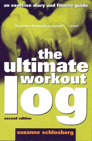 9780395905388: The Ultimate Workout Log