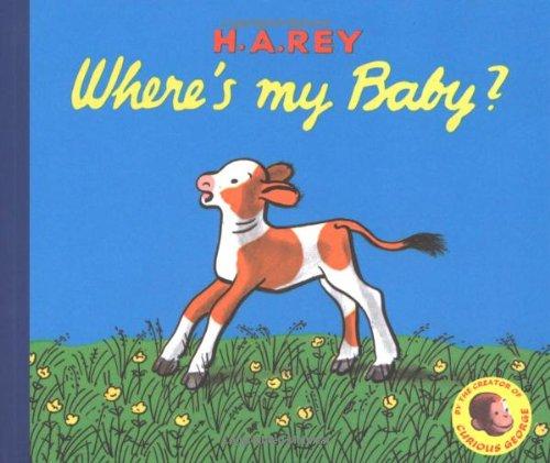9780395906965: Where's My Baby?