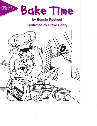 9780395907436: Bake time (Phonics bookshelf)