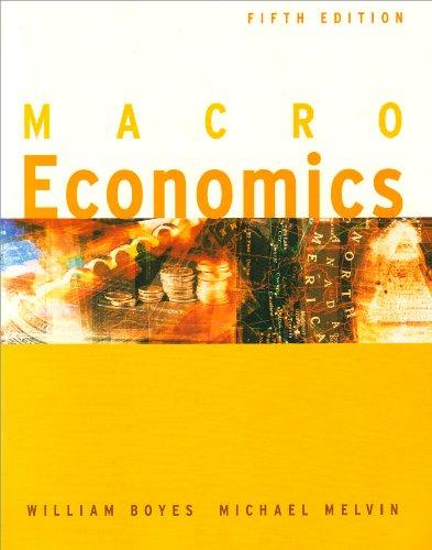 9780395908068: Macroeconomics
