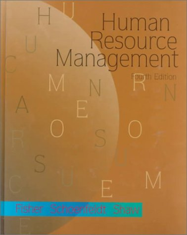 9780395908174: Human Resource Management