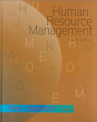 9780395908174: Human Resource Management