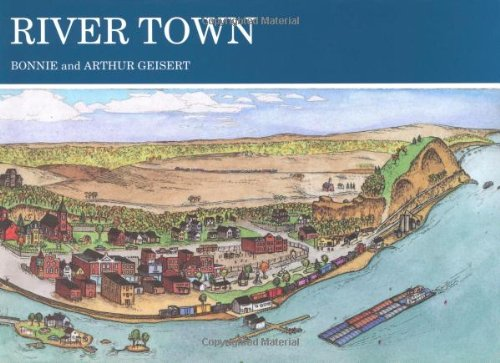 9780395908914: River Town (Small Town U.S.A.)