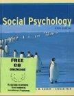 9780395909225: Social Psychology
